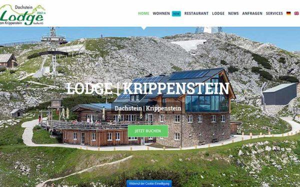 JoeWP References Lodge Krippenstein