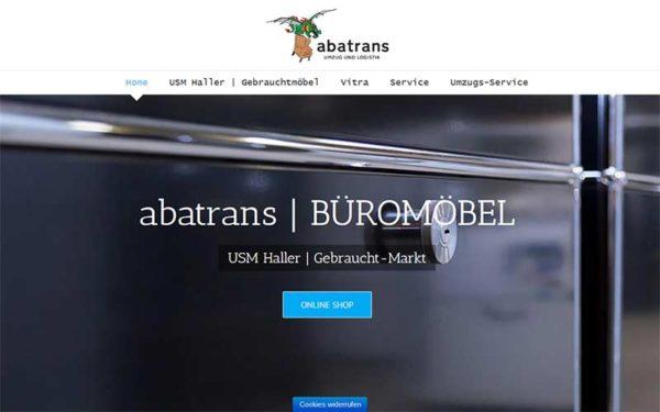 JoeWP References abatrans office furniture