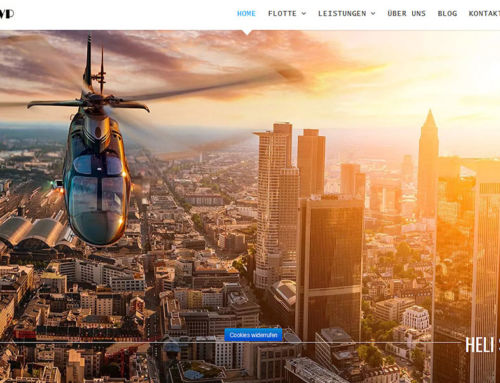 Website Heli Service