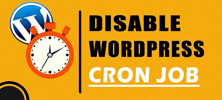 JoeWP WordPress Agency - Cron Jobs