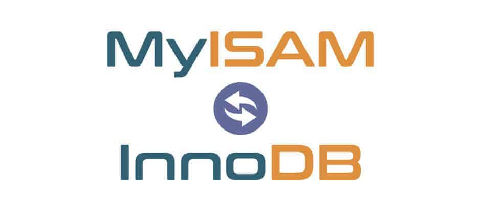 JoeWP WordPress Agency - myisam to innodb