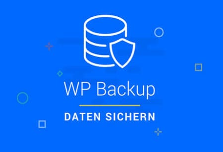 JoeWP WordPress Agentur - WordPress Backup Service