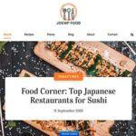 JoeWP WordPress Agentur - Website Food - Verkauf