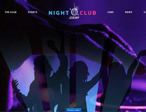 Website Nightclub