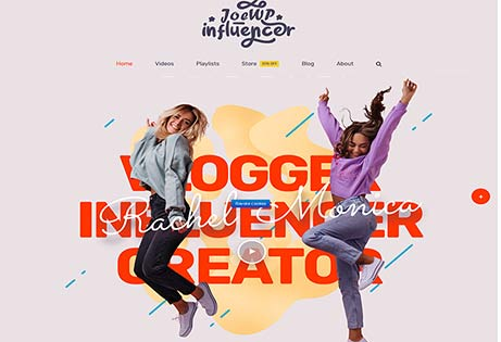JoeWP WordPress Agency - Sale Website Influencer