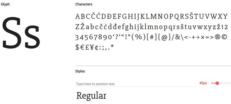 JoeWP - Slabo Google Fonts