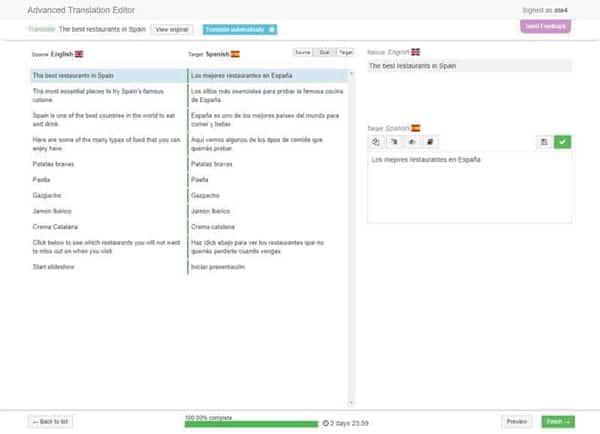 JoeWP - WPML Advanced Translation Editor