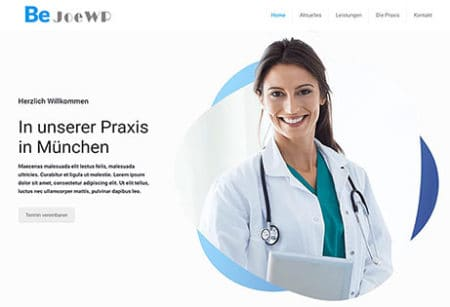 JoeWP - WordPress Agentur - Entrepreneur Website Business