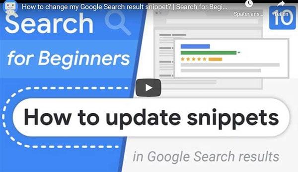 JoeWP WordPress Agentur - Google-Snippets – Tipps für optimale Seitentitel und Meta-Descriptions