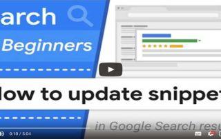 JoeWP - WordPress Agentur - Google Google Snippets Tipps